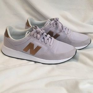 New Balance Woman's Thistle/Copper Shoes